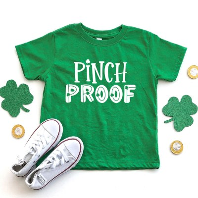 Free St. Patrick's Day Pinch Proof SVG