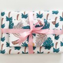 Tropical Printable Wrapping Paper Bundle