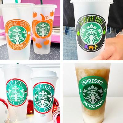 Free Starbucks SVG Files