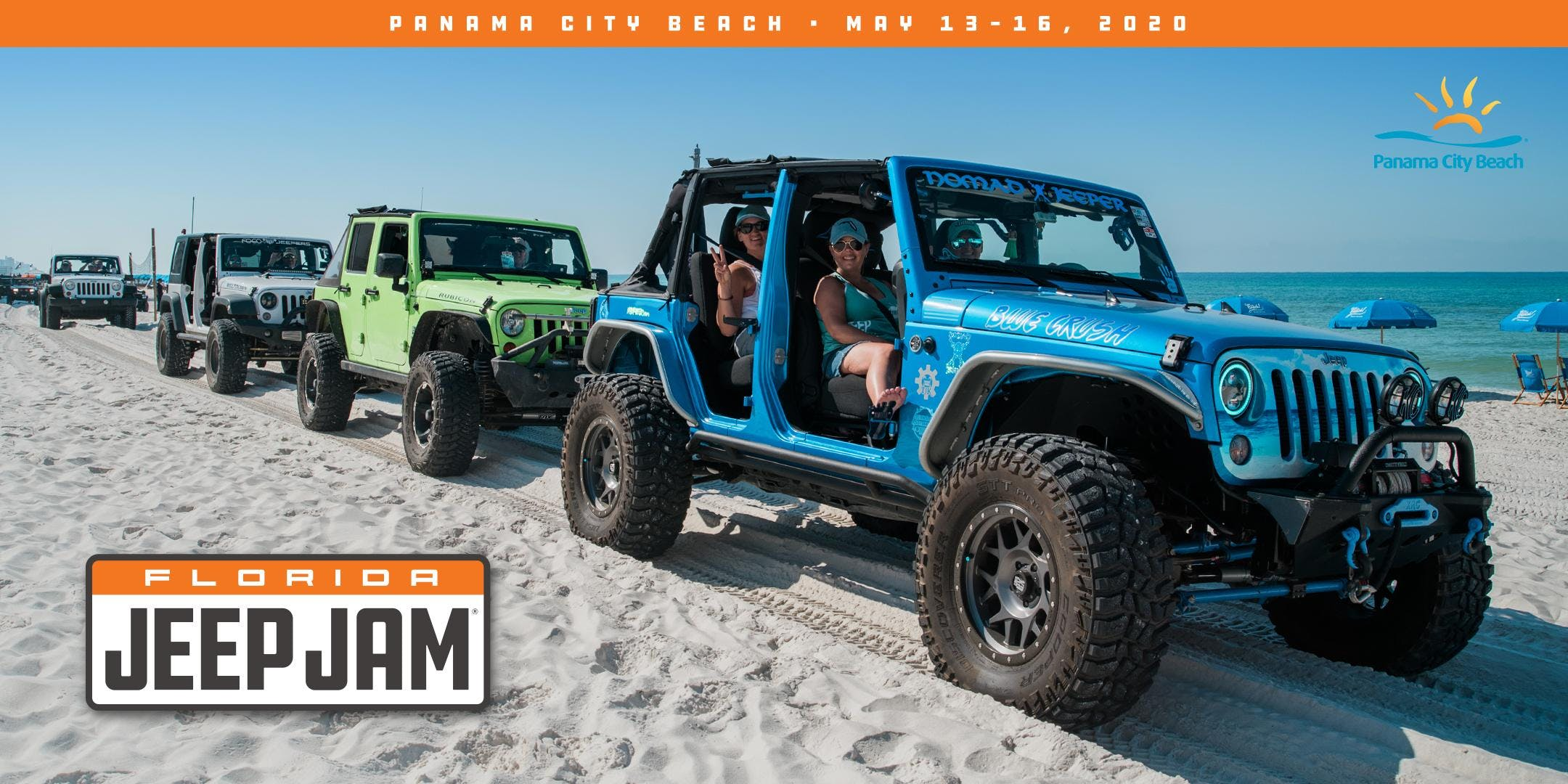 FLORIDA JEEP JAM – Panama City Beach, Florida