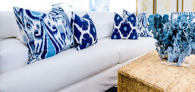 coastal white living room furniture