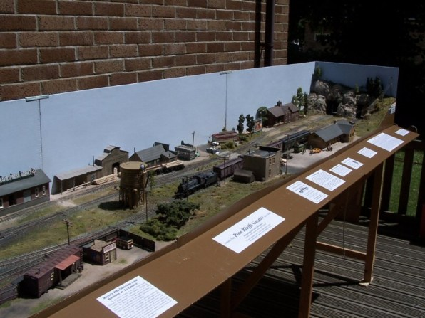 Overview of the layout