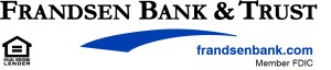 Logo for Frandsen Bank & Trust