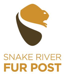 Logo for the Snake River Fur Post