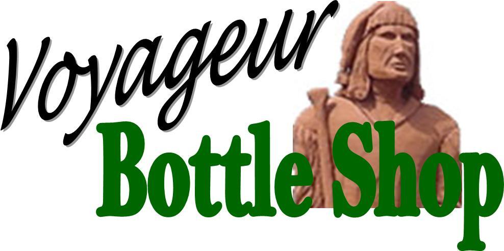 Voyageur Bottle Shop logo
