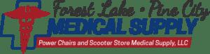 Logo for Pine City Medical Supply