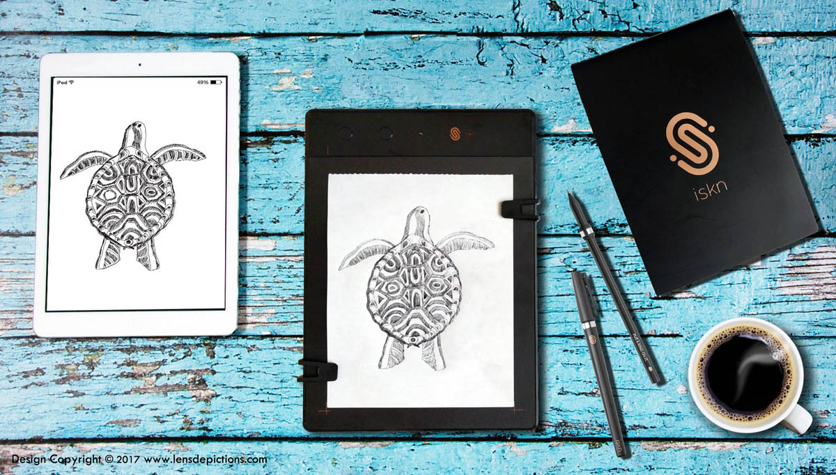 Drawing Smooth Lines With A Tablet : Things to like dislike about iskn slate a review