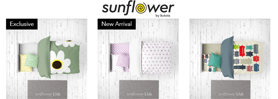 Compliments & media mention from Nigerian home decor brand – Sunflower by Bukola