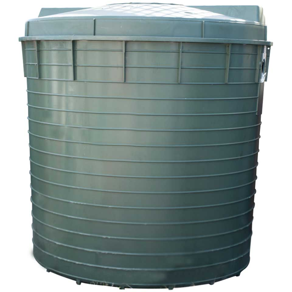 Septic Tank - 4000 Litre - Water Tanks Hobart - Pinecrest Products