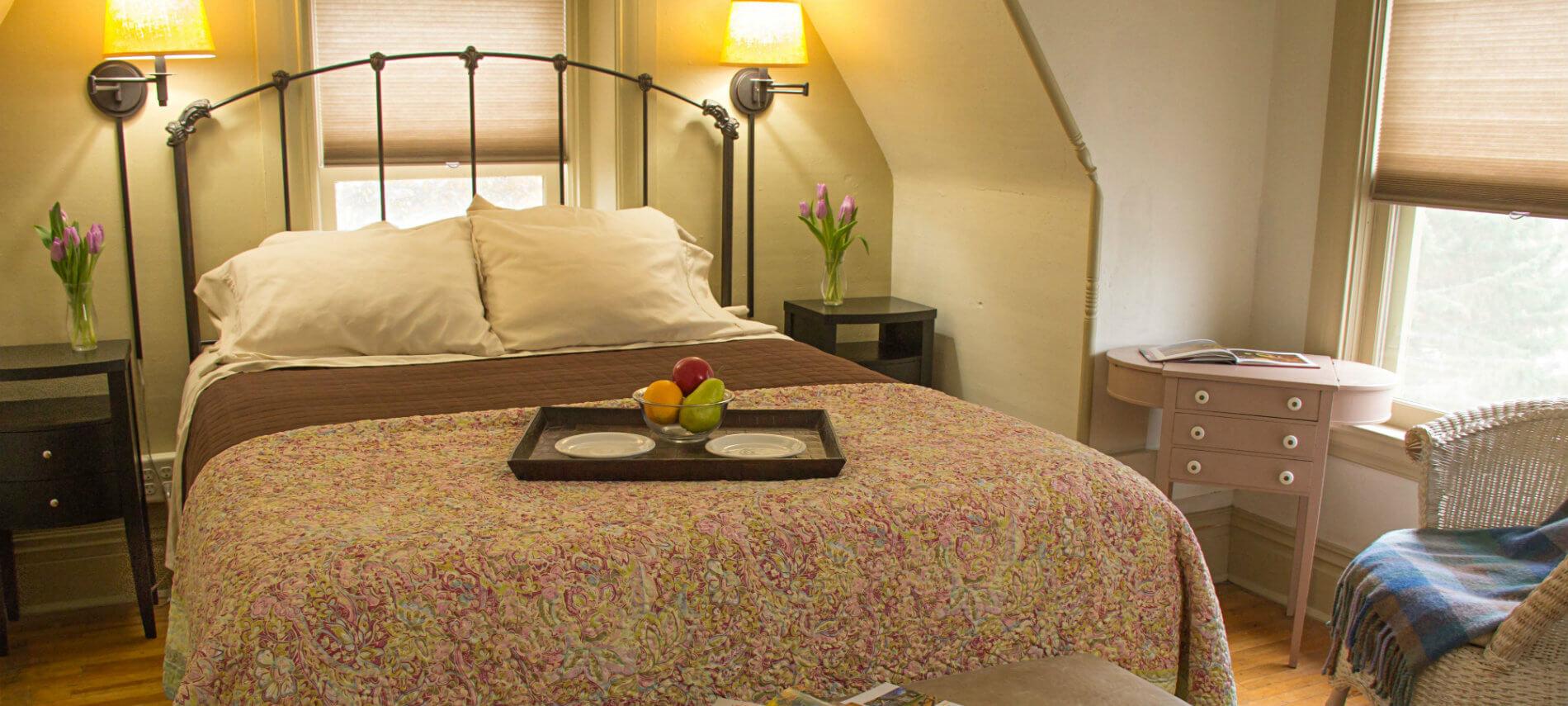 Attic Suite At Pinehurst Inn Bed Amp Breakfast In Bayfield Wisconsin