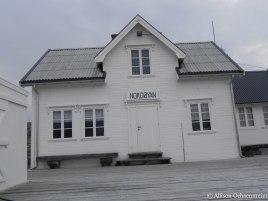 Nordøyan general store.