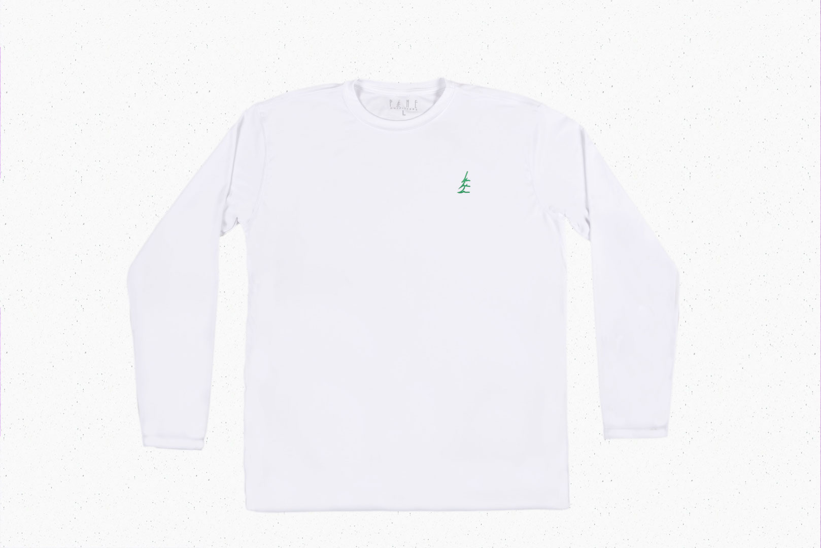 Long Sleeve White Solar Shirt Pine Outfitters