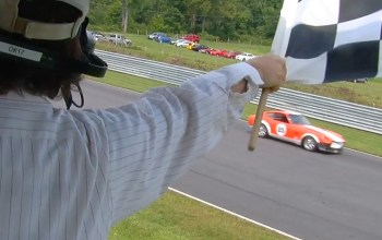 Scenes and Behind Them at Lime Rock Park