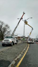 Streetlight Installation and Maintenance output