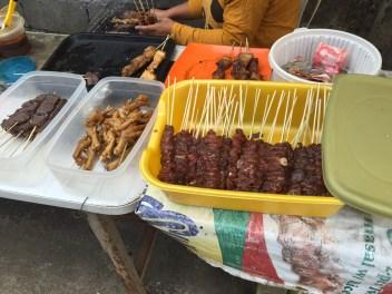 More streetfoods!