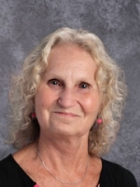 Phyllis Robichaud : Education Technician