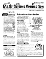 Math Connection January 2016