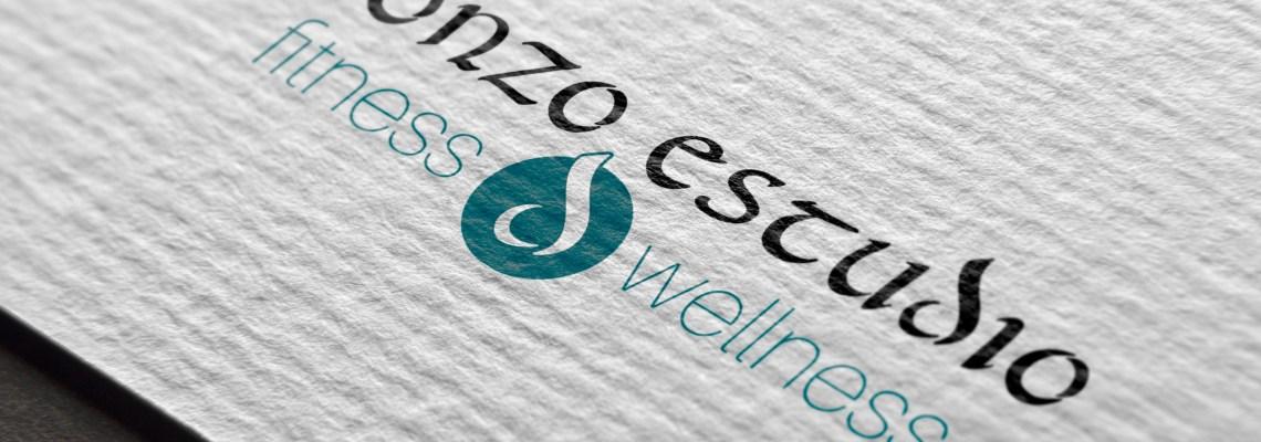 Donzo Estudio. Fitness & Wellness. Imagen corporativa por Pin Estudio.