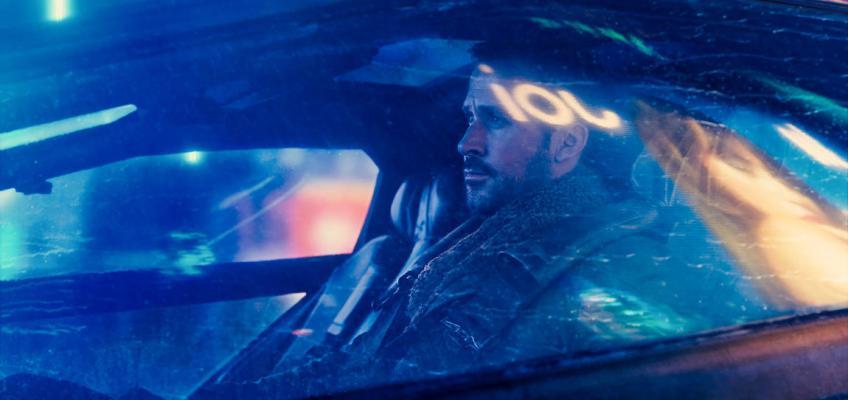 Blade Runner 2049. Ryan Gosling como el agente K (Alcon Entertainment / Warner Bros. Pictures/Sony Pictu)