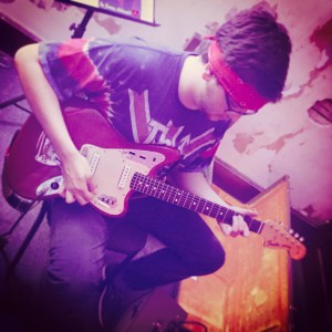 Jake & Fender Jaguar