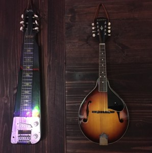 Mandolin & Lap Steel
