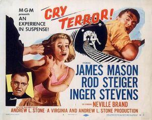 Cry Terror (1958)