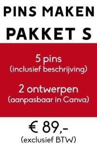 Pinterest dienst pins maken S