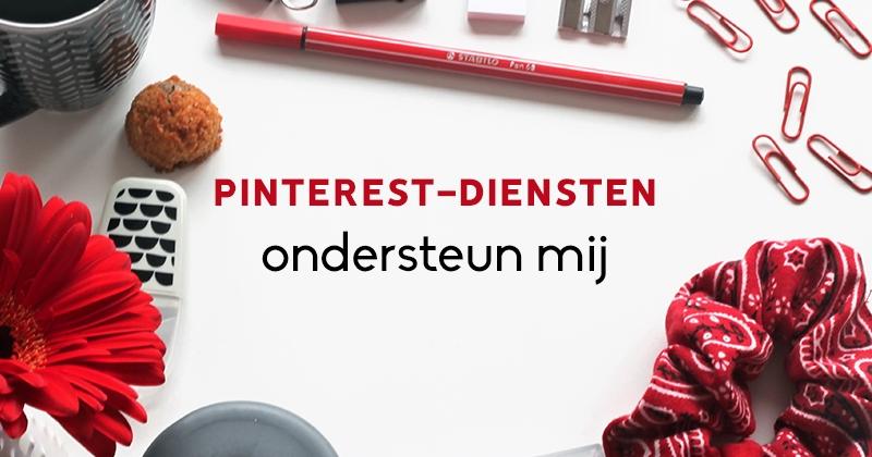 Pinterest-diensten