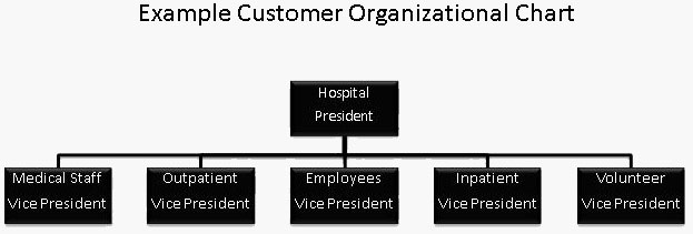 Customer Org Chart