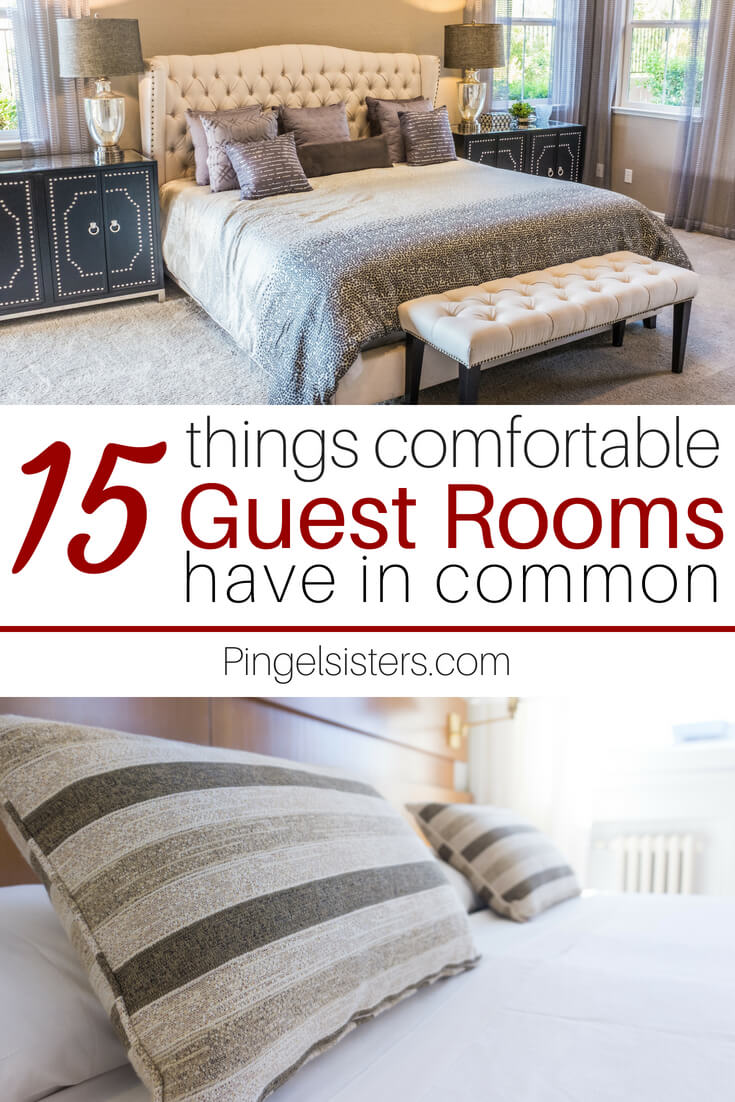 guest room must haves 15 essentials