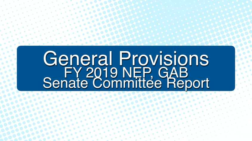 FY 2019 Budget Interpellations_06 December 2018-11