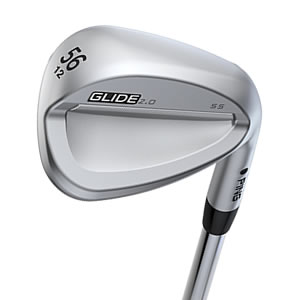 Cavity/Sole view of Glide 2.0 Wedge