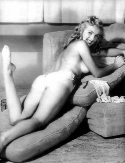 Marylin Monroe in Playboy