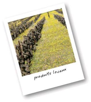 produits régionaux, vins locaux