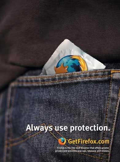 firefox condom