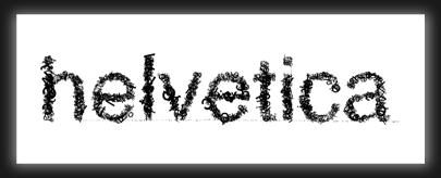 typographie artistique