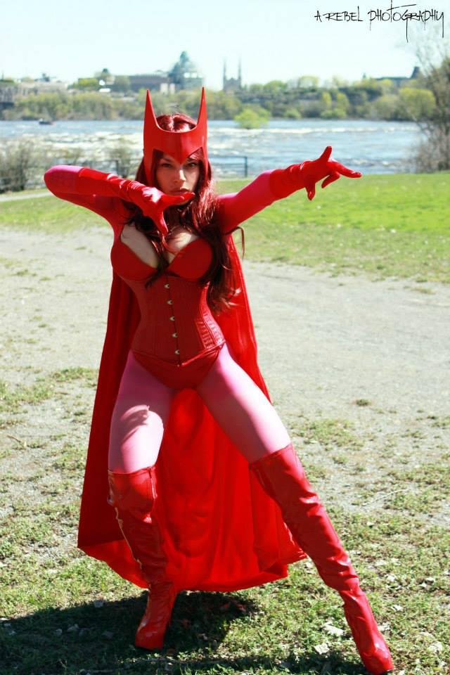 wanda la sorciere rouge