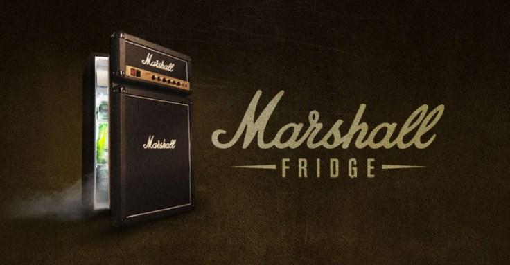 Marshall-Fridge-réfrigérateur-amplificateur-Marshall
