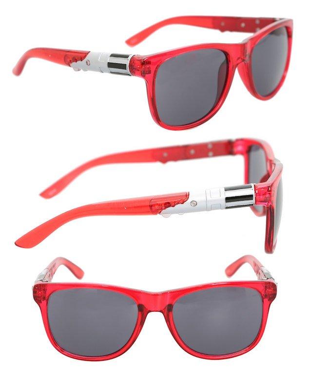 lunettes star wars Sabre Laser