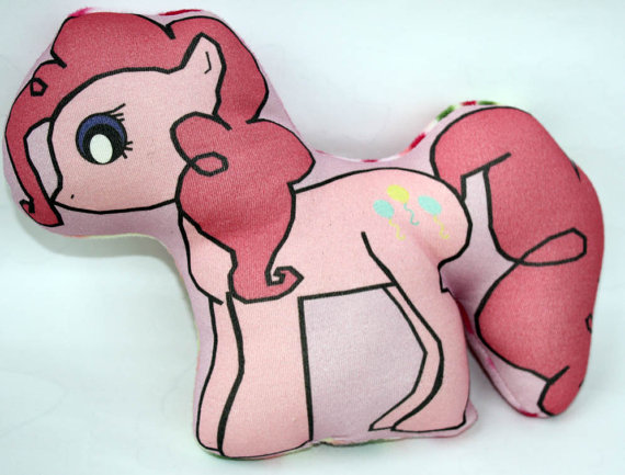 coussin petit poney my little pony