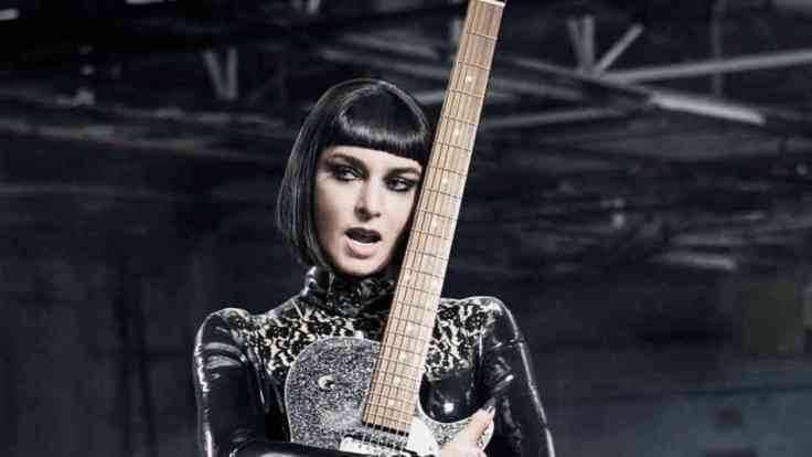 Sinead O'Connor. Donal Moloney/Courtesy of the artist