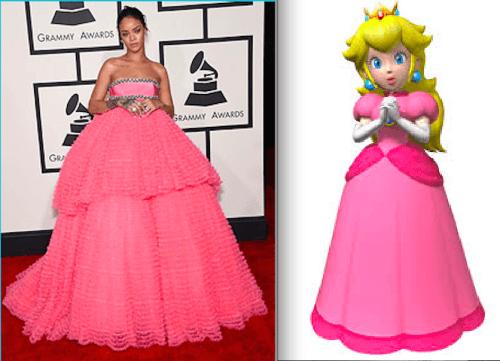 Rihanna vs Mario 01