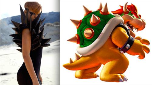 Rihanna vs Mario 05