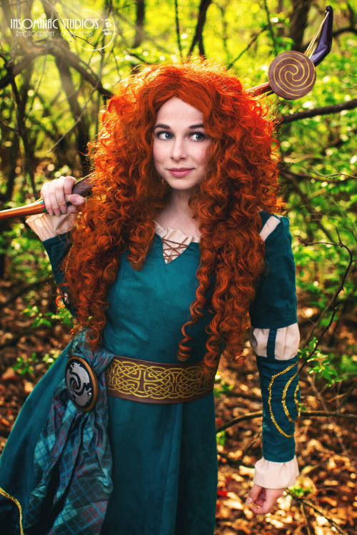 cosplay merida (brave-REBELLE)3