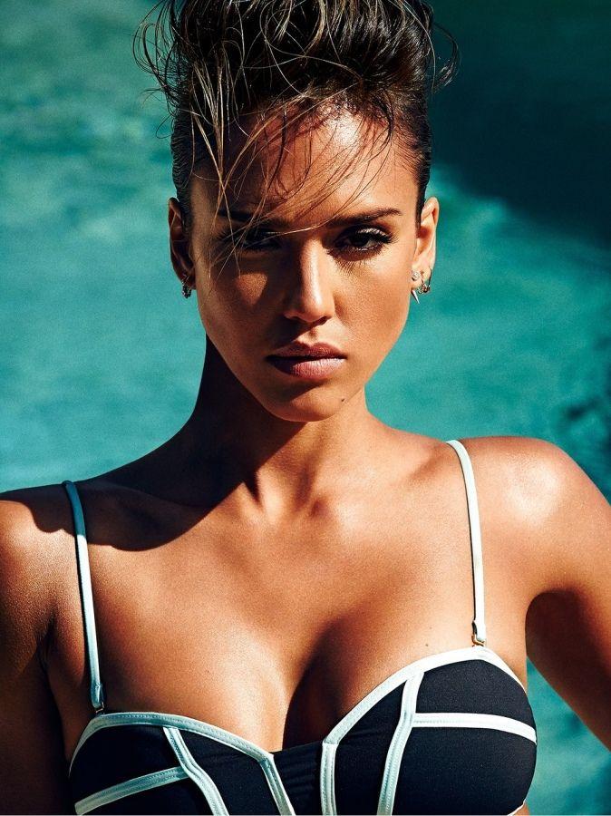 Джессика Альба в журнале Shape Magazine