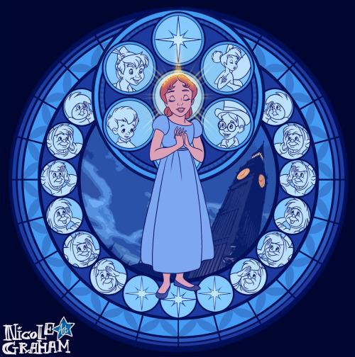 Nicole Graham Dinsey en vitrail (9)