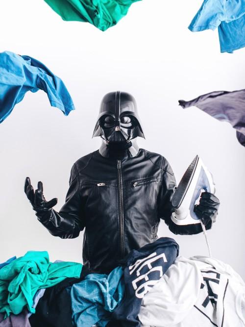 Darth Vader - le train train quotidien du coté obscur 13
