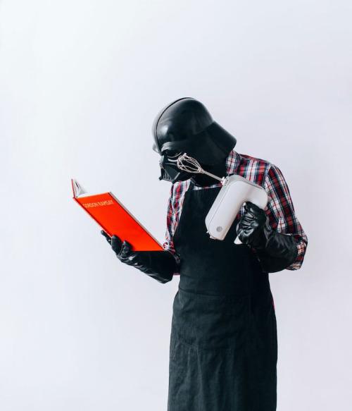 Darth Vader - le train train quotidien du coté obscur 7