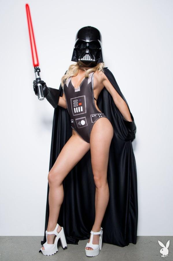 Sara Jean Underwood - Star Wars Playboy 14