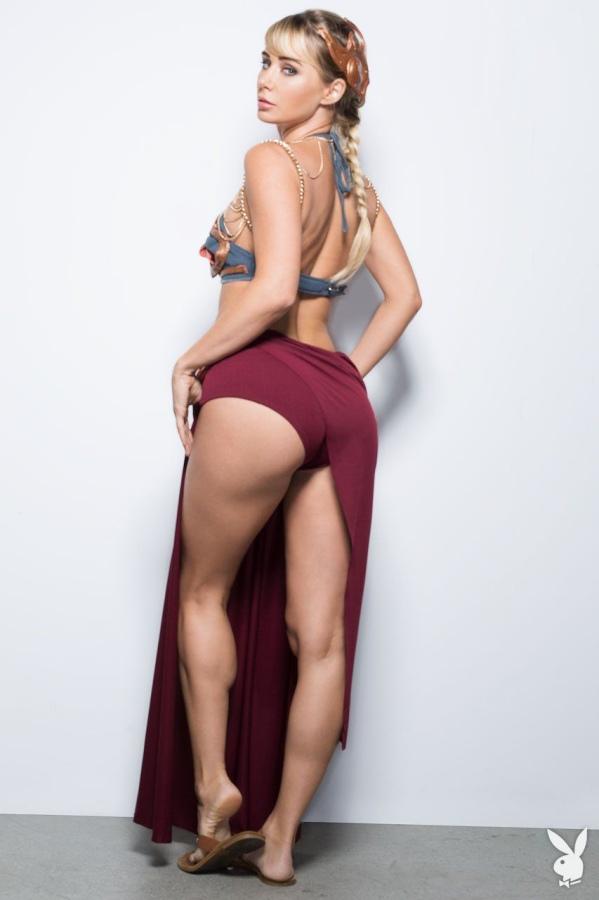 Sara Jean Underwood - Star Wars Playboy 16